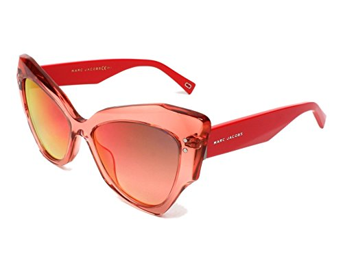 Marc Jacobs Marc 116/S 2T 26X 52 Gafas de Sol, Naranja (Orange/Red Ml SF), 52 para Mujer