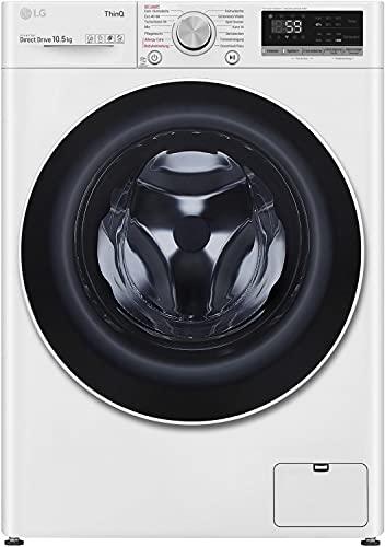 LG F4WV591 Waschmaschine, 9 kg, 1400 U/Min, Energieeffizienzklasse B