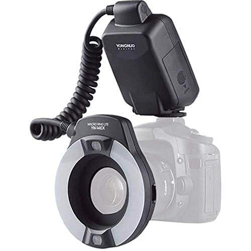 YongNuo YN-14EX TTL Macro Ring Lite Flash Light for Canon EOS DLSR Camera