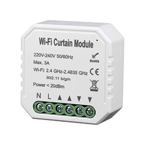Módulo de Interruptor de Cortina de zigbee de la Vida Inteligente para el contratino de Rodillo App Motor Aplicación de Control Remoto para Google Home/Siri/Alexa para la Cortina/Disparador de r