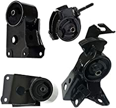 ONNURI For 2003 Nissan Maxima 3.5L MANUAL Engine Motor & Transmission Mount Set : A7305, A7304, A7302, A4359 - K2783