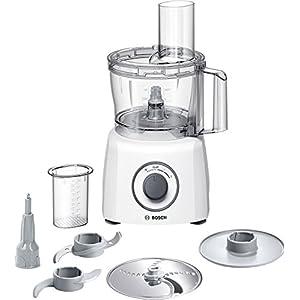 Bosch MultiTalent3 MCM3100W – Procesador de alimentos, 800 W, color blanco