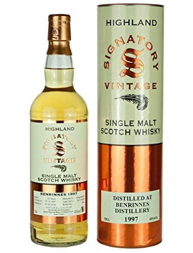 Benrinnes 1997-20 Jahre - Signatory Vintage - Single Malt Whisky