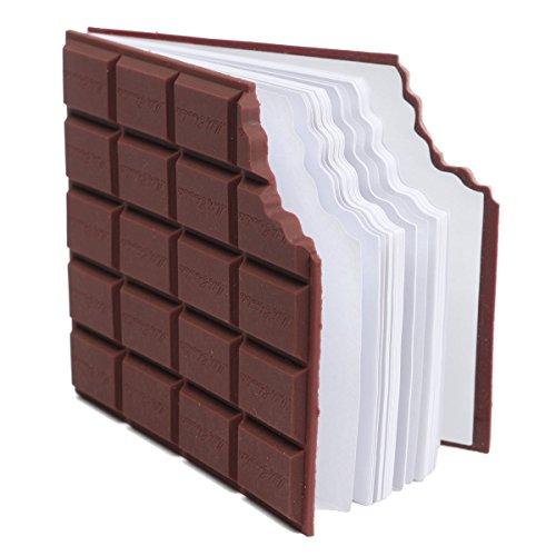 Tragbar Creat Stationery Notebook Schokolade Memo Pad DIY, Notizblock Schule Geschenk