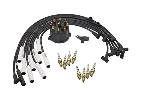 ACCEL Truck Super Tune Up Kit Dodge99-01 5.2L 99-02 5.9L, Black