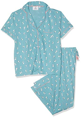 womensecret St Soft PJ FR Ensemble de Pyjama Femme