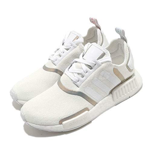 adidas NMD_R1 W Damen, Farbe:FTWWHT/FTWWHT/CBLACK, Größe:Euro: 38 | US: 6,5 | cm: 24 cm | UK: 5