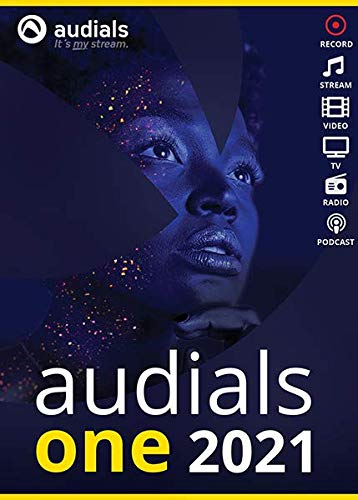 Audials One 2021 [PC Download]
