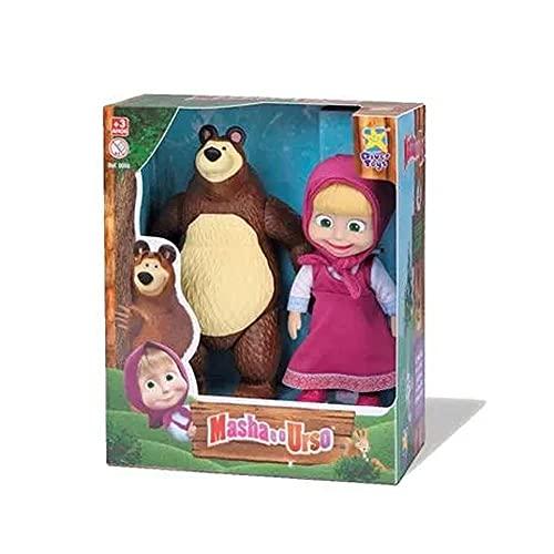Masha E O Urso (Bonecos), DiverToys