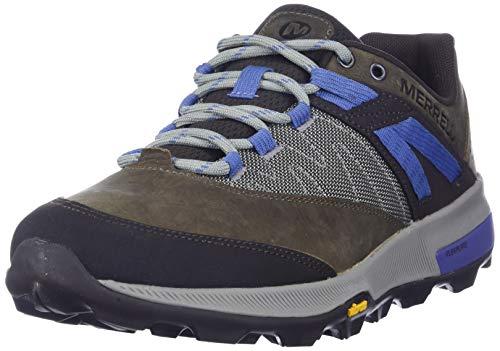 Merrell Women's Zion Hiking Shoe, Cloudy, 10.5