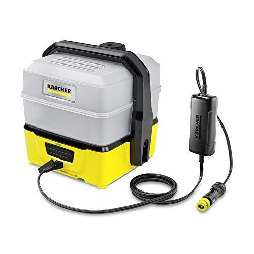 Kärcher Limpiador móvil para exteriores con cargador coche