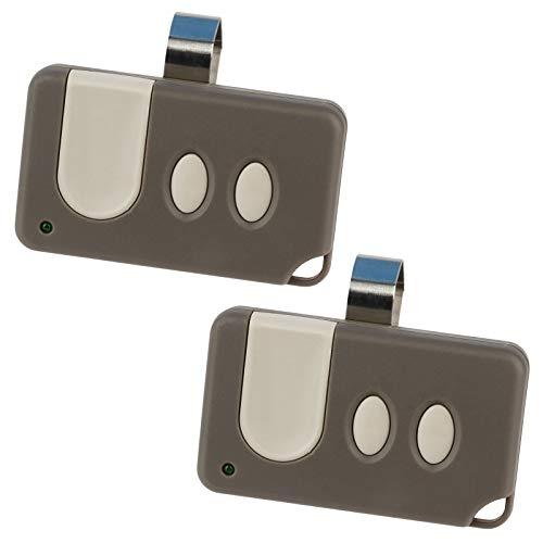 2 Garage Door Opener Remotes for Sears Craftsman Liftmaster (139.53879) 81LM