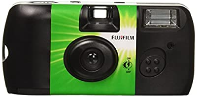 Fujifilm QuickSnap Flash 400 Disposable 35mm Camera from
