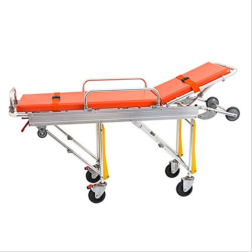 MICHEN Suministro de aleación de Aluminio Placa de automóvil Ambulancia Camilla Cama Personalizada de…