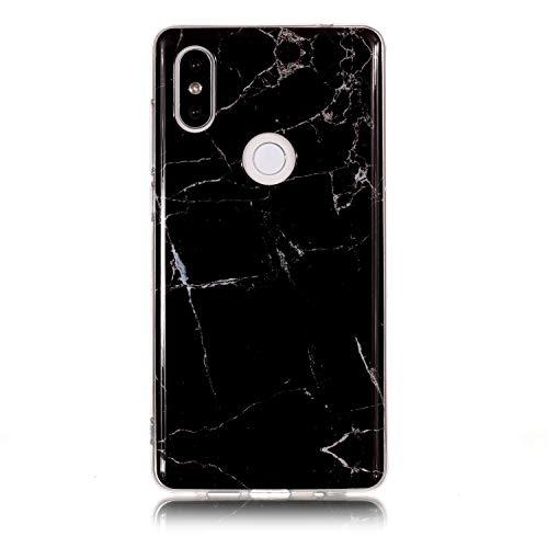 Save %50 Now! Xiaomi Mi Mix 2S Case, Lomogo Soft Silicone Case Shockproof Anti-Scratch Case Cover fo...