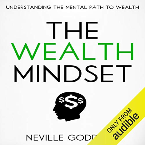 The Wealth Mindset audiobook cover art