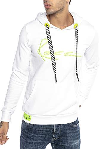 Sudadera con Capucha para Hombre Suéter Jersey Neon...