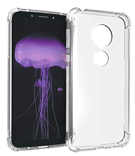 "Capa Anti Shock Motorola Moto G7 Play 5.7"" 2019, Cell Case, Capa Anti-Impacto, Transparente"