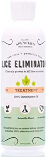 Lice Eliminator Oil - Natural DIY Home Treatment Safe for Kids Adults & Family - Kill Super Lice Louse Nits Eggs with Our Fast Easy Pro Removal Product -Formula Clears Head Scalp & Hair