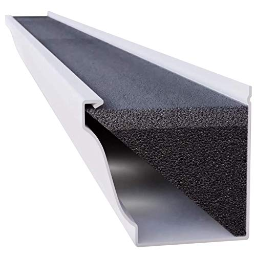 GutterStuff GS-K5FR-36box-DS Foam Gutter Filter Insert, 5-Inch