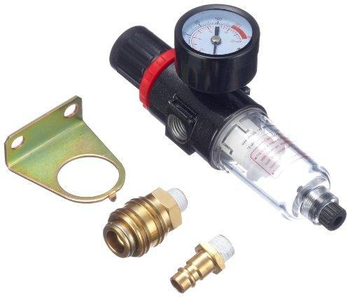 Original Einhell Filterdruckminderer R1/4 (Kompressoren-Zubehör, Außengewinde Kombiwartungseinh. R3/8