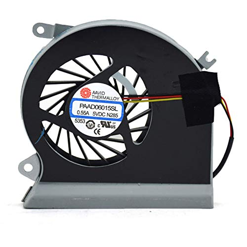 PAAD0615SL 3pin 0.55A DC5V N285 Laptop CPU Fan Replace For MSI GE70 series Notebook Cooling Fan