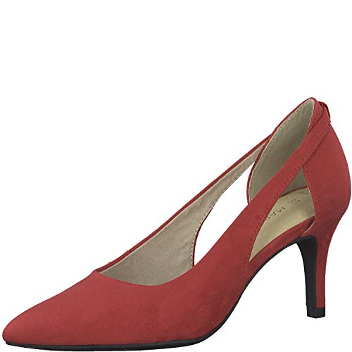 MARCO TOZZI Damen Pumps 2-2-22444-22/500 rot 604772
