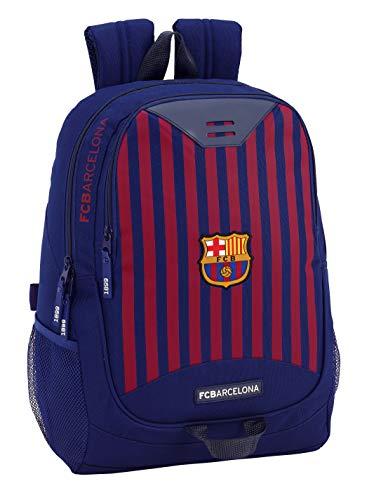 FCB FC Barcelona ST611829665 Equipaje para niños, Azul, 44 cm