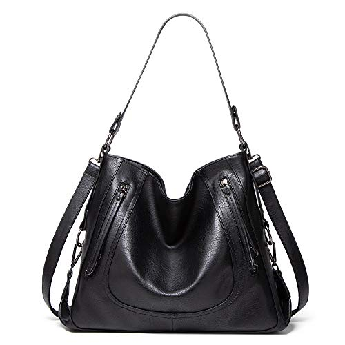 (40% OFF) Vegan Leather Hobo Bags $17.39 – Coupon Code
