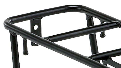 ミノウラ(MINOURA)自転車リアキャリア/荷台MT-800Nスチールパイプ製ブラック