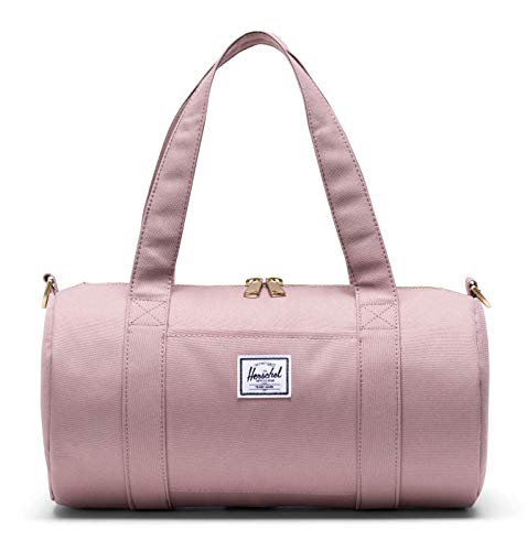 Herschel Sutton Duffel Bag, Ash Rose, Mini 7.0L