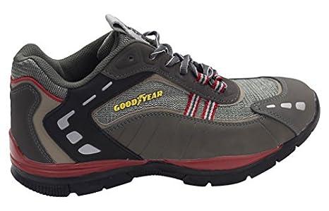Goodyear G1383010C Calzado (de Seguridad línea Deportiva), Gris, 45, Set de 2 Piezas