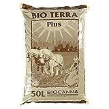 Sustrato 100% Natural para el Cultivo de Canna Bio Terra Plus (50L)