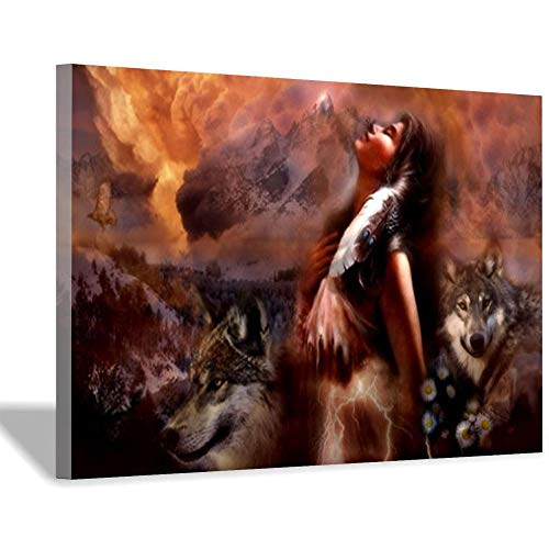 CAPTIVATE HEART Foto auf leinwand 60x90cm kein Rahmen Virtuelle Anime Golden Sexy Girl Poster und Print Modern Wall Art Figur Bilder für Wohnzimmer Schlafzimmer