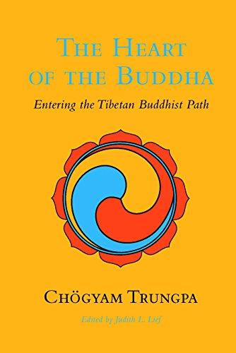 Image of The Heart of the Buddha: Entering the Tibetan Buddhist Path (Shambhala Classics)