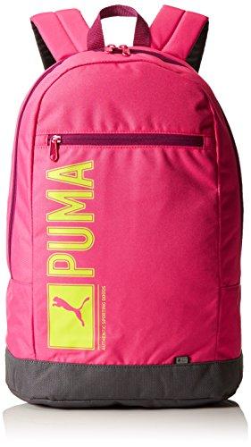 PUMA Rucksack Pioneer Backpack I, Fuchsia Purple, 26.5 x 9.2 x 46 cm, 25 liter