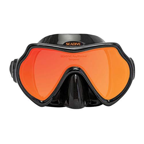 XS Scuba Seadive Ray Blocker Eagleye SLX HD Mask - SLX HD
