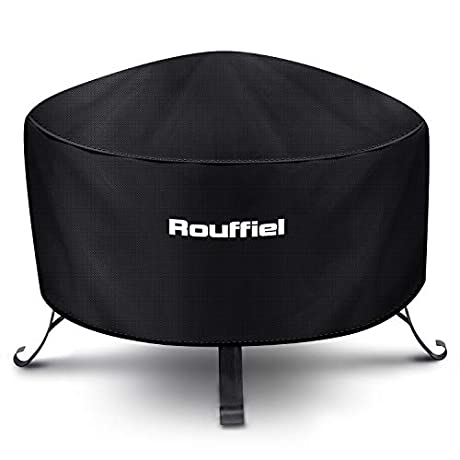 50%OFF  Rouffiel Fire Pit Cover 36 inch ☑  With Code $16