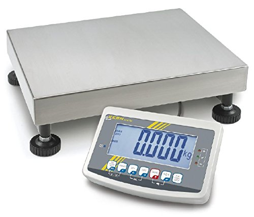 Industriële balans [IFB 30 K kernel in 3] robuust platform weegschaal bereik [Max]: 30 kg, leesbaarheid [D]: 1 g, reproduceerbaarheid: 1 g, lineariteit: 4 g, dienblad meetbereik: BxDxH 400 x 300 x 128 mm (roestvrij staal)