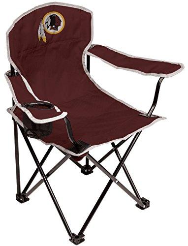 Coleman NFL Washington Redskins Youth Folding Chair, Maroon