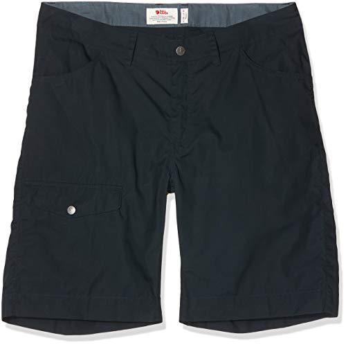 FJALLRAVEN Greenland Shorts W Shorts Damen, Damen, Kurze Hose, F89962, Dunkelblau, 34