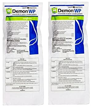 Demon WP Water Soluble Pest Control Insecticide: photo