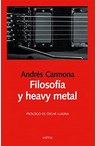 Filosofía y heavy Metal: 23 (Libros abiertos)