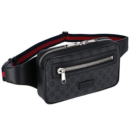 GUCCI(グッチ) バッグ メンズ Belt Bags ボディバッグ/ウエストポーチ NERO/NERO-BRB 474293-K9RRN-1095 [並行輸入品]