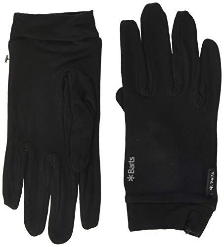 Barts Liner Gloves Gants, Noir (Black 0001), X-Large (Taille Fabricant: L/XL) Mixte