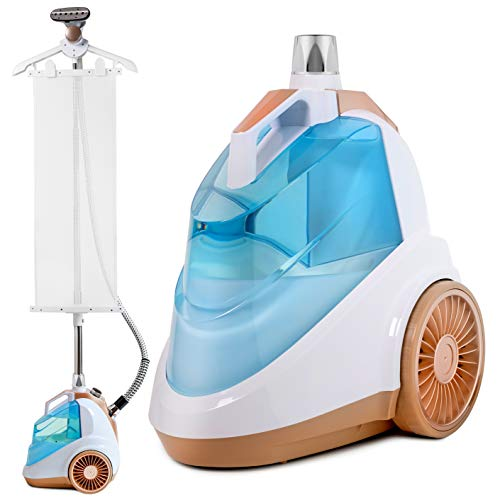 Sabi Powerful 2200 W Garment Steamer with 98° Temperature Steam, Steamer Clothing KILLS GERMS and Release Wrinkles in no Time, Clothes Steamer with 50g/min steam flow