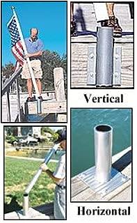 TopFlight 20' Telescoping Pole and Vertical Dock Mount