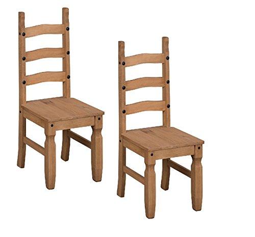 Mercers Furniture Corona Pair of Chairs