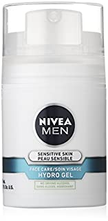 NIVEA Men Sensitive Skin Hydro Gel, 50mL (B00BO0BAKE) | Amazon price tracker / tracking, Amazon price history charts, Amazon price watches, Amazon price drop alerts
