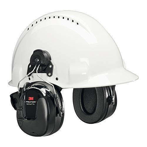 3M(tm) PELTOR(tm) WorkTunes(tm) Pro FM Radio Headset, 31 dB, Helmet Mounted, HRXS220P3E